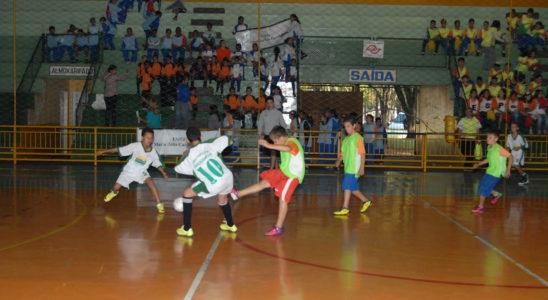 Jogos Escolares incentivam a prática esportiva e o espírito de competição entre os alunos - Arquivo - Assessoria de Imprensa