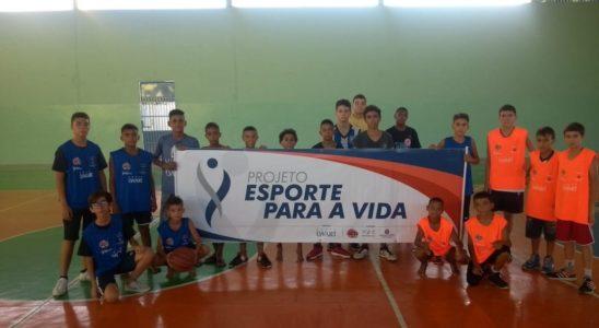 Projeto ESPORTE PARA A VIDA 2